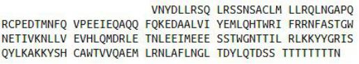 Sequence IFNb.