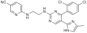 Molecular Structure CHIR-99021.