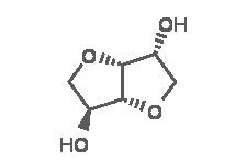 Structure Isosorbide.