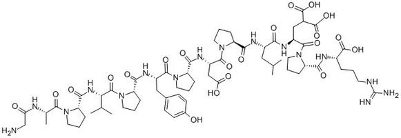 peptide structure diagram